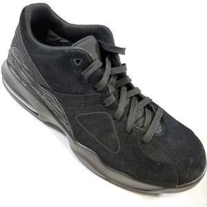 *NEW Jordan Franchise 23 10.5 Black Suede Sneakers